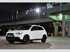 News Mitsubishi ASX Black Looks Sporty