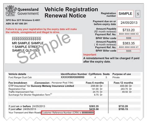 La Registration En Australie