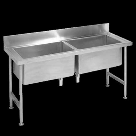 Catering sinks & tables   Stainless steel shelving   Pot sinks