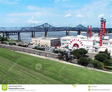 Riverboat Casino Vicksburg Ms by Riverboat Casino Editorial Photography Image 44134672