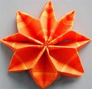 Pliage De Serviette En Papier Facile : pliage de serviettes en papier ~ Melissatoandfro.com Idées de Décoration