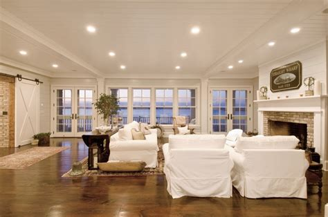 Coastal-inspired Living Rooms