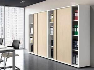 Armoire De Rangement Bureau : armoires et caissons m lamin s enosi rangement i ~ Melissatoandfro.com Idées de Décoration