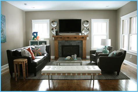 Living Room With Tv And Fireplace Fireplace Design Ideas