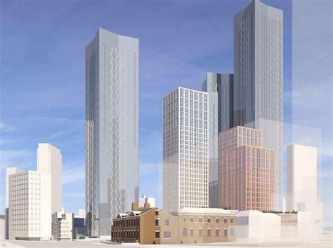 New development could change Manchester city centre