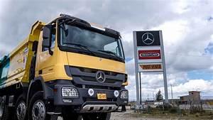 Divemotor Entrega Volquetes Mercedes