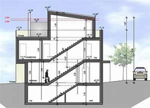 Haus Schnitt Zeichnen Haus Schnitt Zeichnen Grundriss