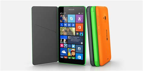 microsoft lumia 535 technical specifications