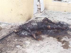 Shocking photos emerge showing U.S. Marines burning bodies ...