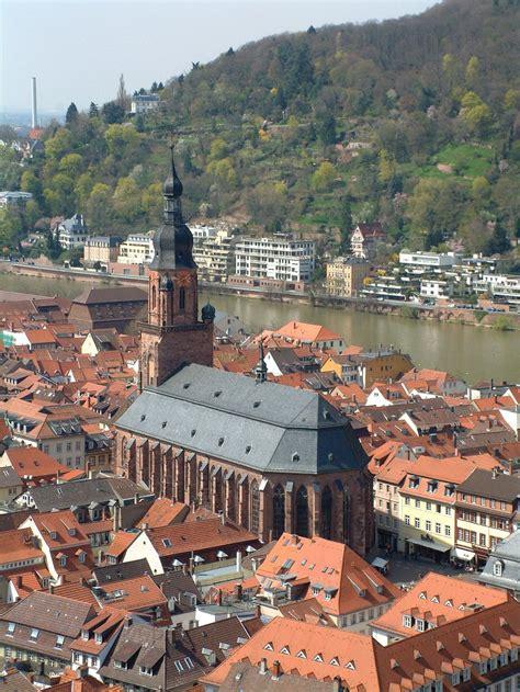 in heidelberg church of the holy spirit heidelberg