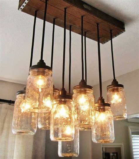 ideen fuer kreative handgemachte lampen
