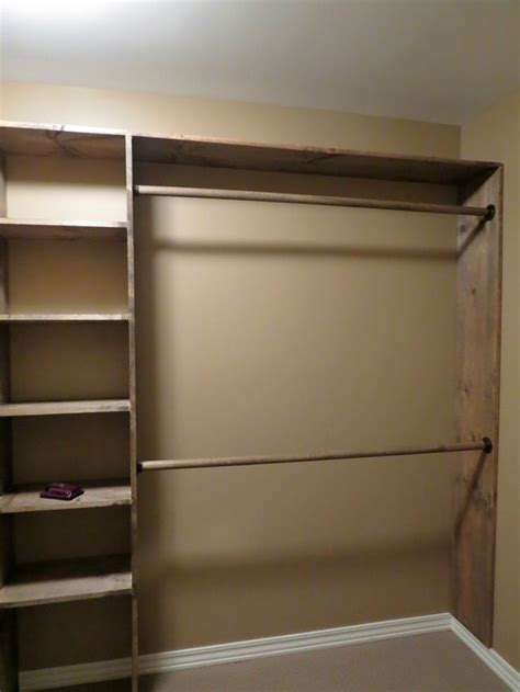 25 best ideas about build a closet on