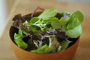 What is mesclun? | Cookthink