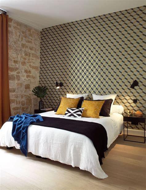 tapisserie chambre à coucher adulte les 25 meilleures idées de la catégorie papier peint