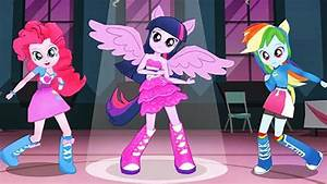 My Little Pony Twilight Sparkle Equestria Girl Rainbow Rocks