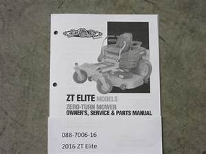 Bad Boy Mower Parts - 088-7006-16