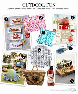 Must Haves Sommer 2015 : v147 expert style tips lifestyle writer elizabeth jenkins shares ten summer entertaining must ~ Eleganceandgraceweddings.com Haus und Dekorationen