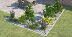 Rasen Umgraben Beet Anlegen : beeteinfassung terrassenumrandung setzen landscaping ~ Watch28wear.com Haus und Dekorationen