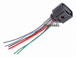 Connector With Wires  Valvebody Wire Harness Part  Aw Tf