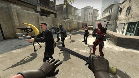 misc pack counter strike global offensive skin mods