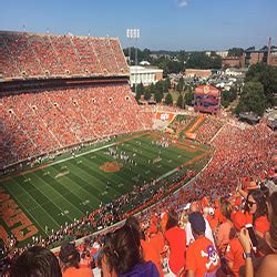 View Memorial Stadium South Carolina  Pics