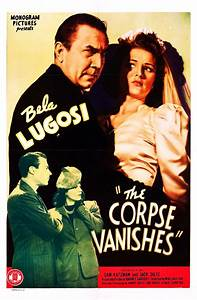 The Corpse Vanishes - Wikipedia  The