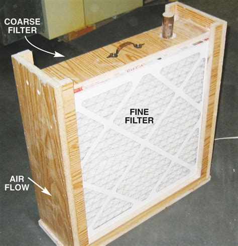 dust collection tips popular woodworking magazine