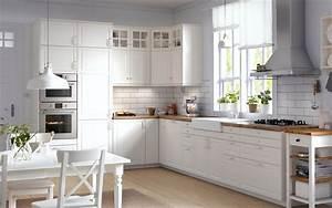 Meuble Cuisine Blanc : couleur peinture cuisine meuble blanc cuisine id es de ~ Edinachiropracticcenter.com Idées de Décoration