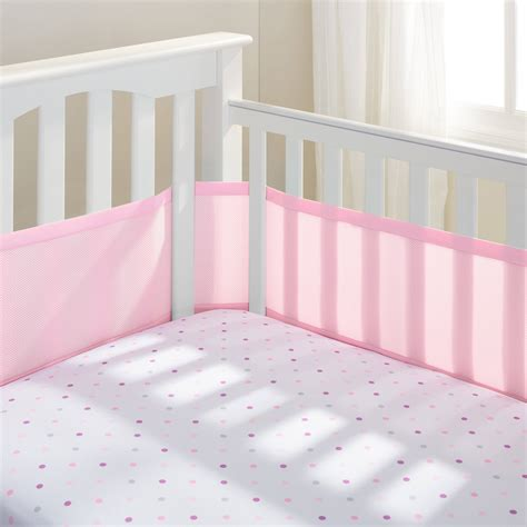 breathable mesh crib liner breathable mesh crib liner walmart