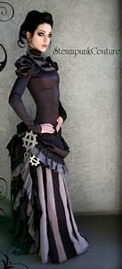 Viktorianischer Stil Kleidung : laudace steampunk steampunk mode steampunk kost m und gothic mode ~ Watch28wear.com Haus und Dekorationen