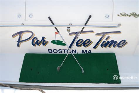 Boatsetter Boston by Rent A 1998 55 Ft Sea Boats 540 Sundancer In Boston