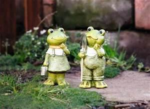 Frosch Deko Garten : dekoration garten frosch g nstig kaufen bei yatego ~ Articles-book.com Haus und Dekorationen