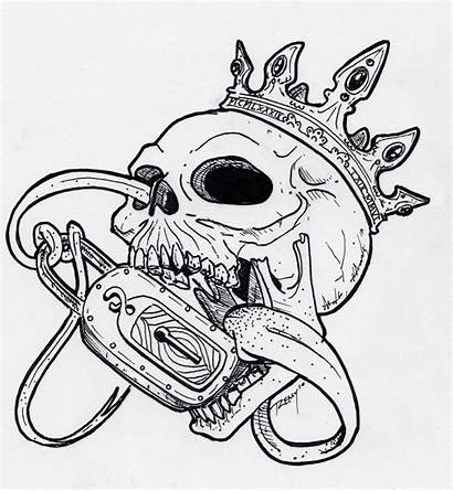 Key Lock Tattoo Skeleton Skull Akron Ohio