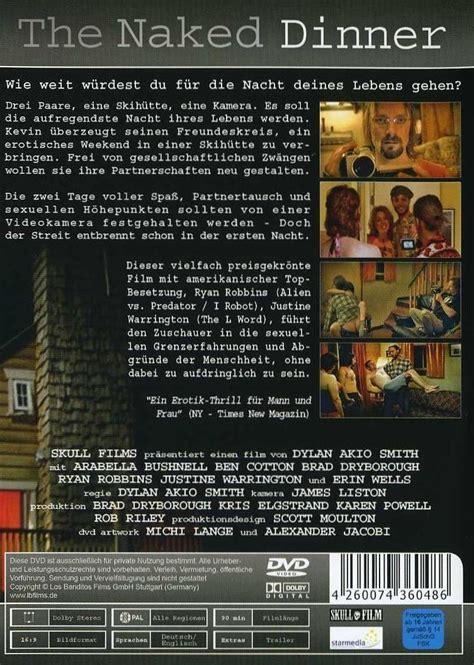 The Naked Dinner Dvd Oder Blu Ray Leihen Videobuster De