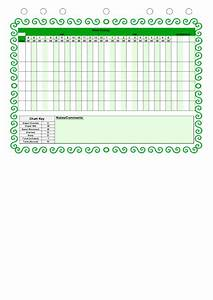Template For Daily Schedule Diaper Changing Log Template Printable Pdf Download