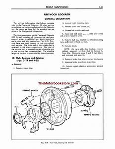 1967 Cadillac Oem Factory Shop    Service Manual