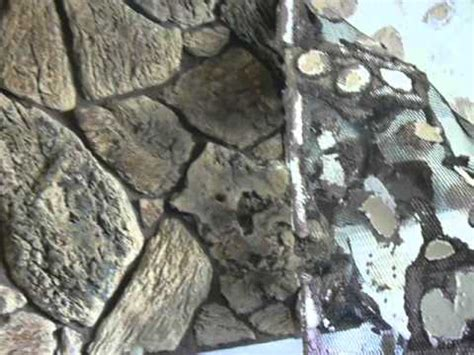 ugly fake stone removal youtube