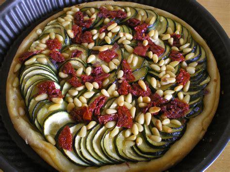pignon cuisine tatin de courgettes et pignons de pin pour 4 personnes