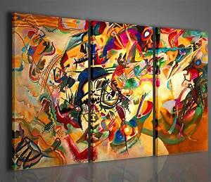Quadri Moderni Quadri Pittori Famosi Kandisky I artcanvas2011