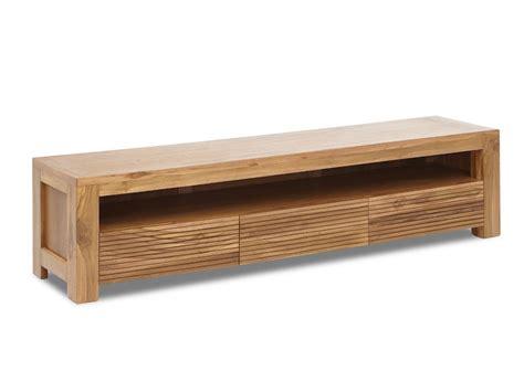 avis cuisine alinea meuble tv loft ii 1 niche 3 tiroirs teck massif