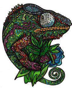 Best Lizard Art Images Drawings Animal