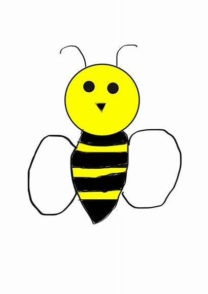Bee Bumble Clip Svg Clipart Bumblebee Bees