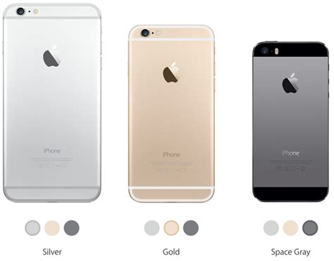 what colors does the iphone 6 come in technology what s the difference between the iphone 5s