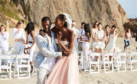 congrats dominique al  gorgeous wedding
