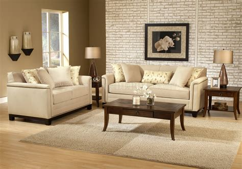 Beige Fabric Contemporary Living Room Sofa & Loveseat Set Christmas Crafts From Kids Unique To Make Table Centerpieces With Ribbon Cross Stitch And Country Stockings Ornament Craft Ideas Sharpie Fun For