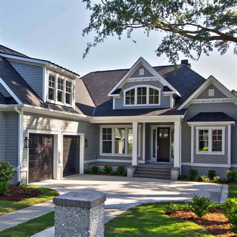 exterior color of the week warm gray plantation