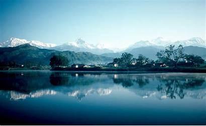 Pokhara Lake Fewa Nepali