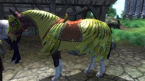 oblivion dev      horse armor polygon