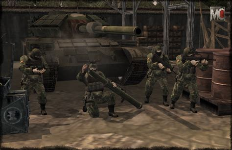 company of heroes modern combat special operations forces image company of heroes modern combat for company of heroes