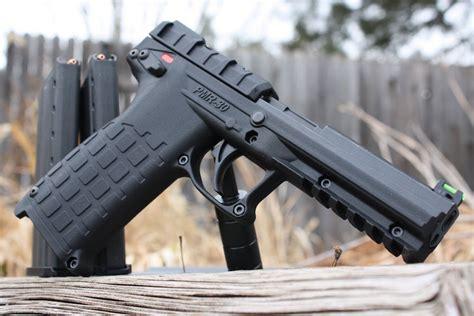 Top 5 Bug-out Bag Guns